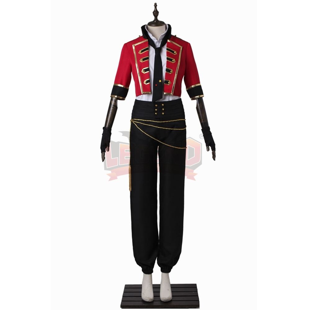 Cosplay legend MARGINAL 4 1 Million Times Love REVOLUTION Kirihara Atomu Cosplay adult costume all size