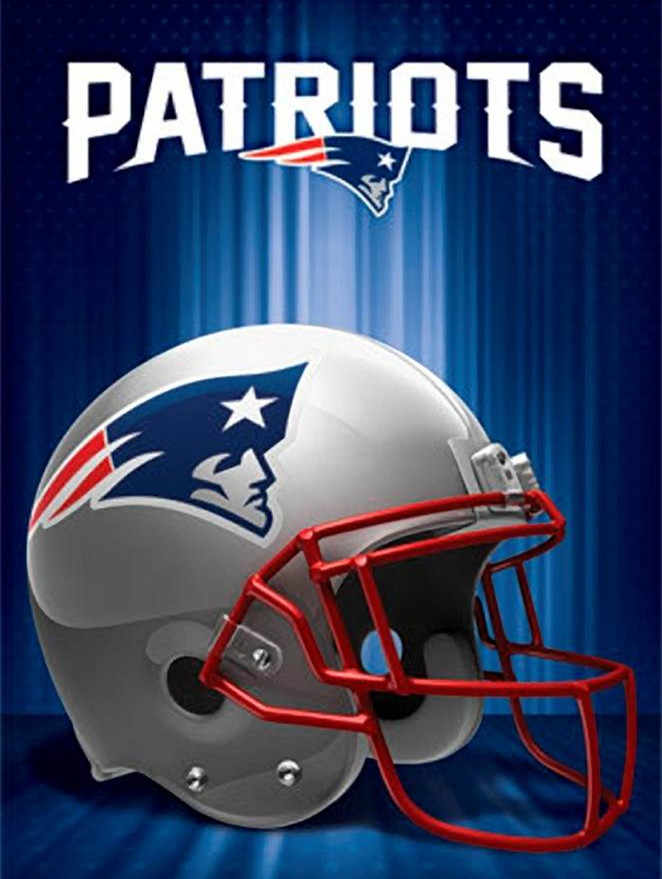 Full Square Decorations diamond painting New England Patriots logo Embroidery cross-stitch Diamond Mosaic Party decoration gift