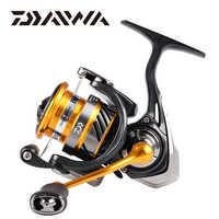 2019 Original DAIWA REVROS LT Spinning Fishing reel 1000/2000/2500/3000/4000/5000/6000 Gear Ratio5.1:1/5.2:1/5.3:1 4+1BB 5~12KG