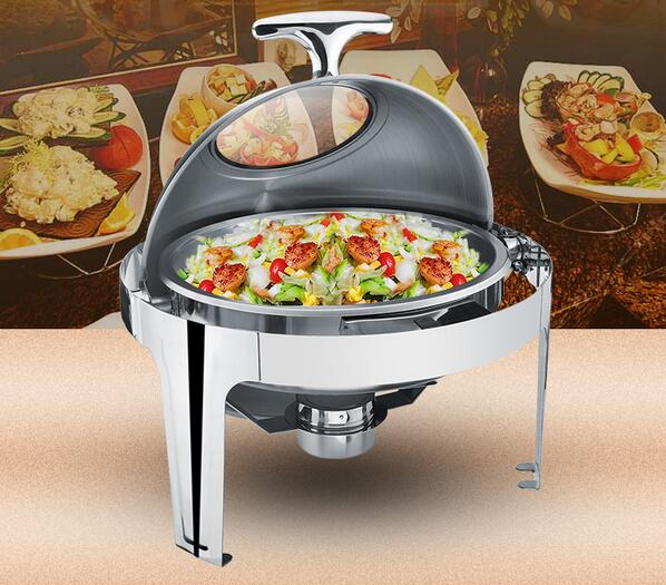 180 Degree Cove Round Buffet Stove Electric heating Breakfast Insulation Stove Alcohol Or Electric Furnance 180 Degree Cove Round Buffet Stove Electric heating Breakfast Insulation Stove Alcohol Or Electric Furnance