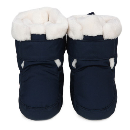 New 2018 winter baby girl shoes Waterproof and Windproof Thick Warm baby boy boots for newborn infant outwear snow ...