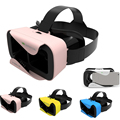 3D VR Shinecon 3.0 III Version Virtual Reality Glasses Box Game Movie Google Cardboard For 3.5-6.0 inch iOS Android Smartphone