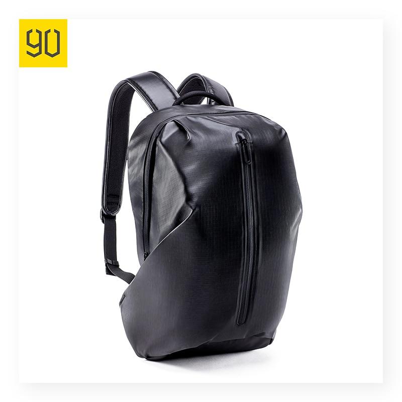 2018 Xiaomi 90FUN All Weather Lightweight Backpack Water Resistant 18L School Daypack 14 inch Laptop Bag Kanken for men women цена и фото
