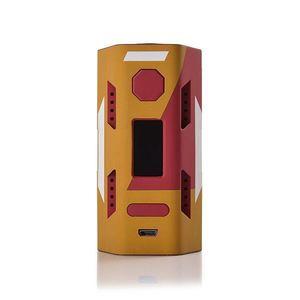 Image 4 - Оригинальный бокс мод coilart MAGE 217, электронные сигареты мощностью 217 Вт, вейп моды, совместимые с аккумулятором 21700, 20700 и 18650 для паров