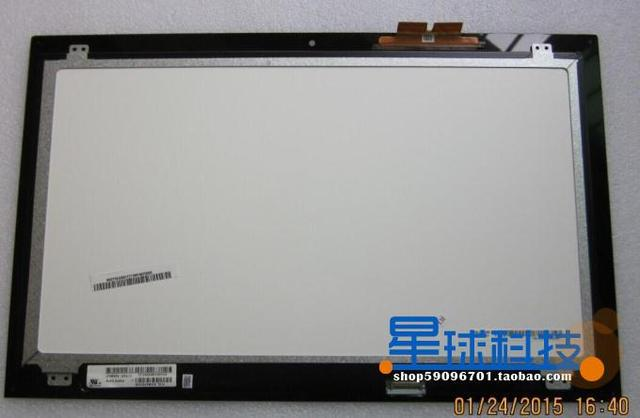 Laptop LCD For Lenovo Y50-70 Touch Y50-80 Touch LTN156HL02 LP156WF4-SPL1 LP156WF6-SPA1 1080P 30PIN With Touch 5C10F78775