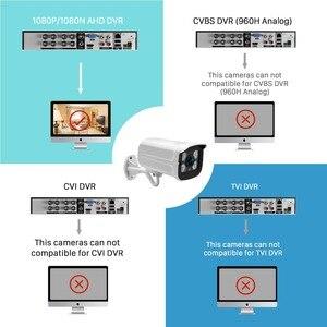 Image 4 - Аналоговая камера видеонаблюдения ANBIUX AHD с высоким разрешением, 2500 ТВЛ, AHDM, 720 МП, 1080P/P, комнатная/уличная AHD для системы безопасности