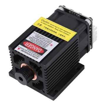 5500mw/7000mw 445nm Laser Diodes Module T05 5.5W Focusing Laser Cutter Head CNC Laser Cutting Engraving Machine Parts TTL/PWM