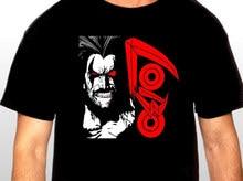 Camiseta masculina de alta qualidade do logotipo do lobo-todos sizesprinting topos moletom