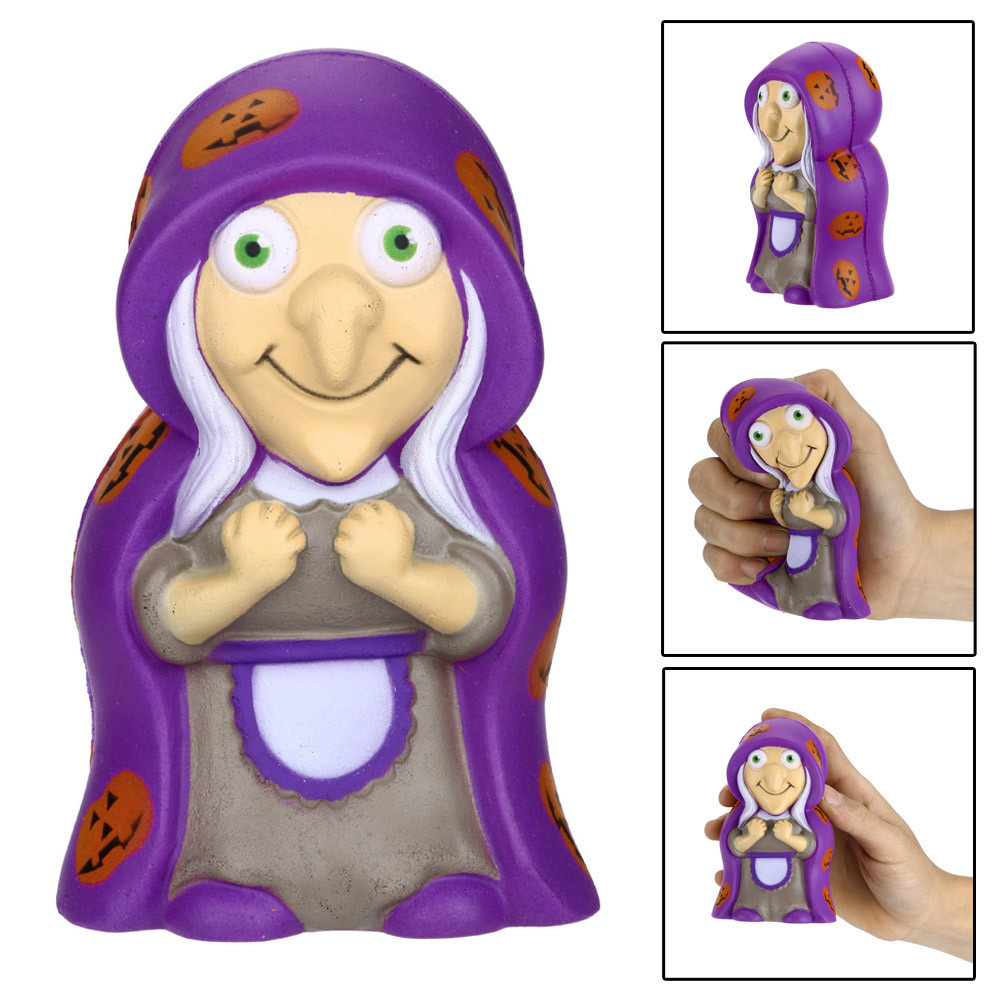 MUQGEW Old women toy Squeeze Squishy Slow Rising Cream Speelgoed Voor Kinderen Anti Stress Unbreakable gift for kids Z06