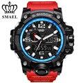 Мода Спортивные Часы Мужчины Цифровые Часы Красный СВЕТОДИОД Наручные Часы С Шок Цифровые Часы Большой Военный Часы Кварцевые montre homme WS1545