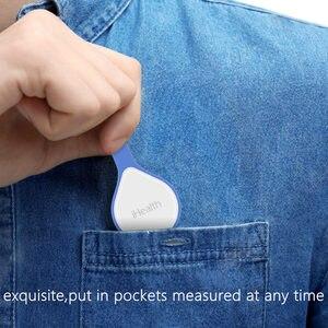 Image 5 - מקורי Xiaomi iHealth חכם דם גלוקוז מטר BG1 סוכרתי סוכר זיהוי עם מבחן רצועות אזמלים דם איסוף מחטים