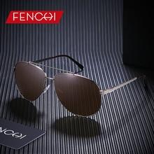 FENCHI black friday retro luxury new fashion brilliant high quality brand designer woman man sunglasses