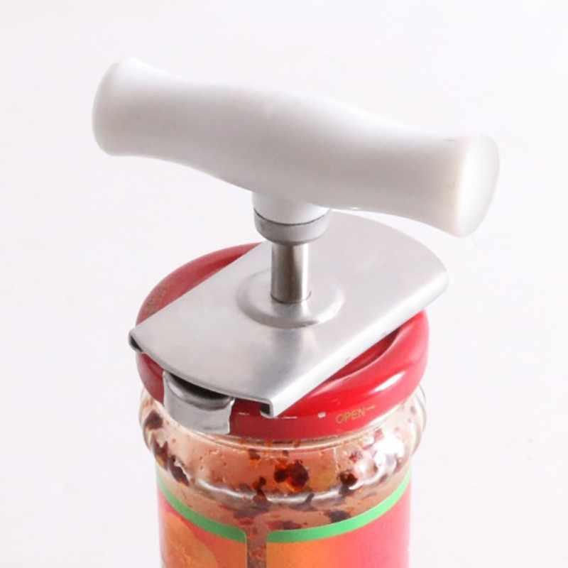 ปรับเปิดสำหรับ 1-4 นิ้วใหม่ปรับ,เปิดขวด, สแตนเลสฝาปิด Jar ที่เปิดขวดเปิด
