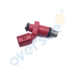 Oversee Fuel Injector 6D8-13761-00 For Yamaha Outboard 80BEL 75-90HP 4 Stroke 6D8-13761