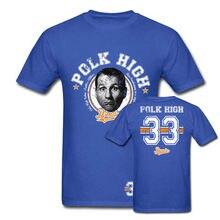 Polk Hohe 33 T Hemd männer zwei seiten Al Bundy eine schrecklich nette Familie Kult keine ma bin casual 100% baumwolle t USA größe S-3XL