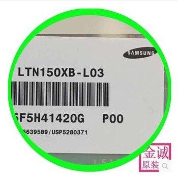 100% original New Ltn150xb-l03  ltn150xb-l03/l02/l02-g/l01 notebook LCD screen