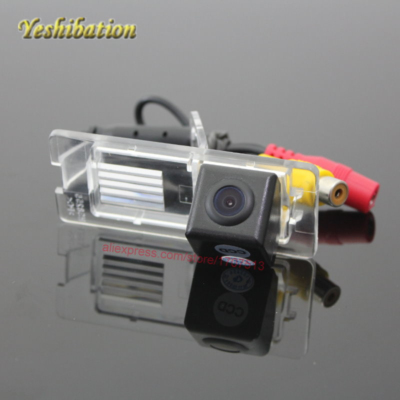 HD артқы камера Renault Megane II II үшін жоғары рұқсаты 170 градусқа жоғары сапалы CCD кері камера