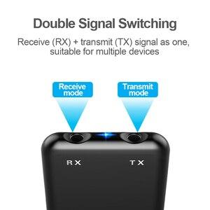 Image 4 - Adaptateur transmission et réception sans fil Bluetooth AUX 2 en 1, adaptateur Audio, Jack 4.2 3.5mm, pour Tables, TV, maison, système sonore, voiture, stéréo