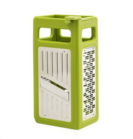 4 In 1 Kitchen Grater Folds Flat Grater For Easy Storage Kitchen Tools Vegetable Gadgets Cooking
