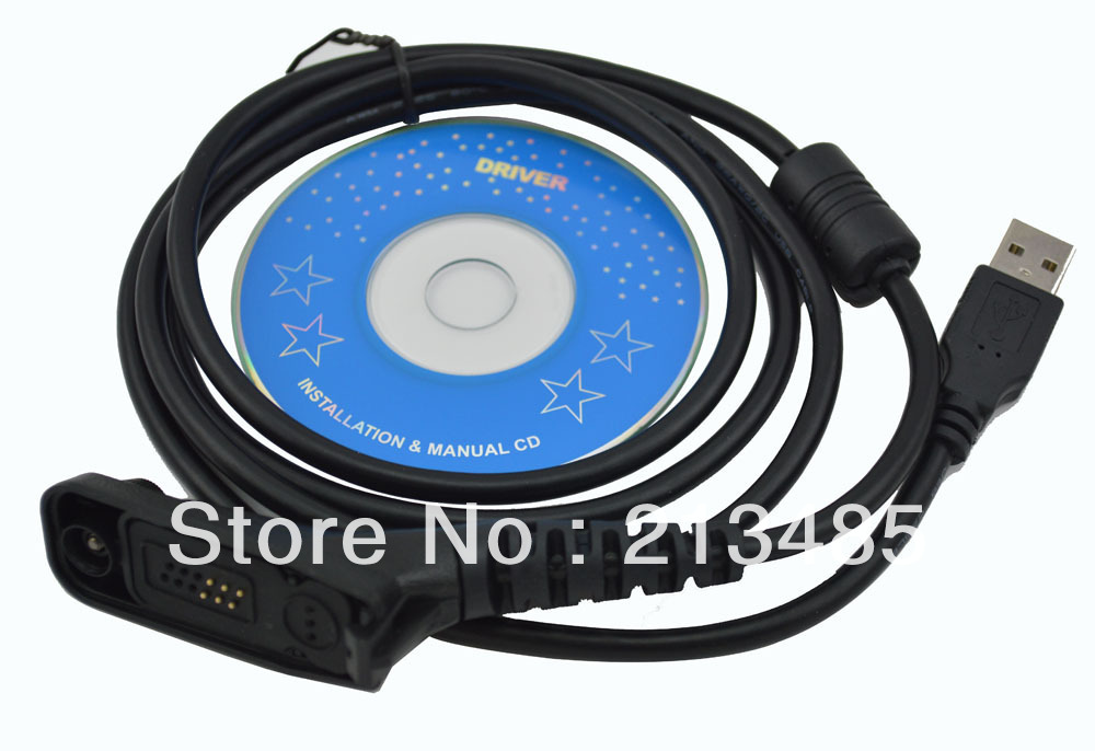 USB Programming Cable For MotoTRBO APX7000 XPR6550 PMKN4012 XPR7550 XPR6350 APX6000