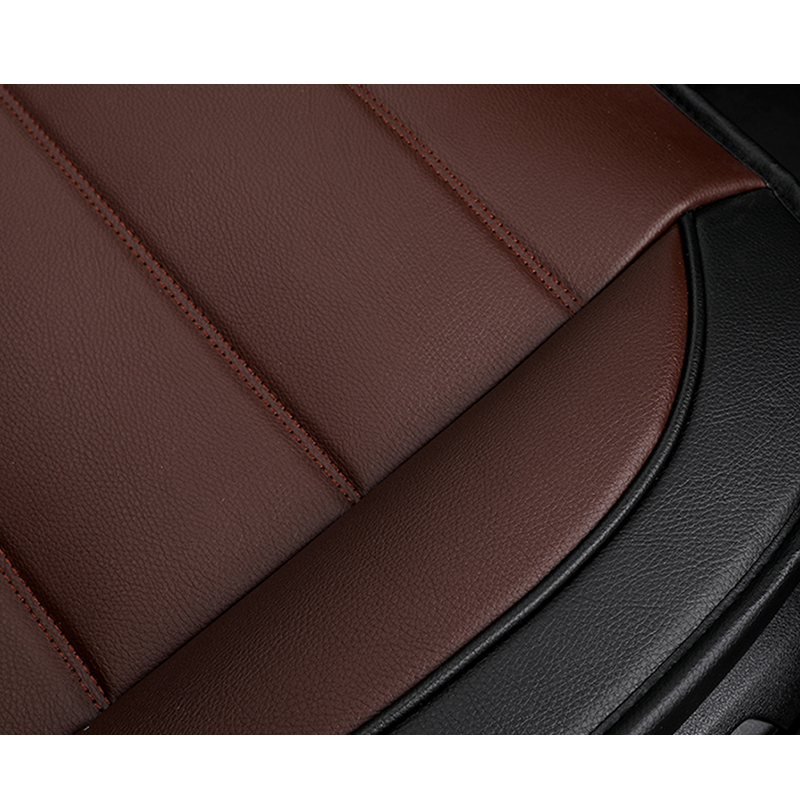 Image 3 - kokololee pu leather car seat cover For chevrolet sonic mercedes w204 w211 w212 skoda kodiaq bmw g30 car styling car accessories-in Automobiles Seat Covers from Automobiles & Motorcycles