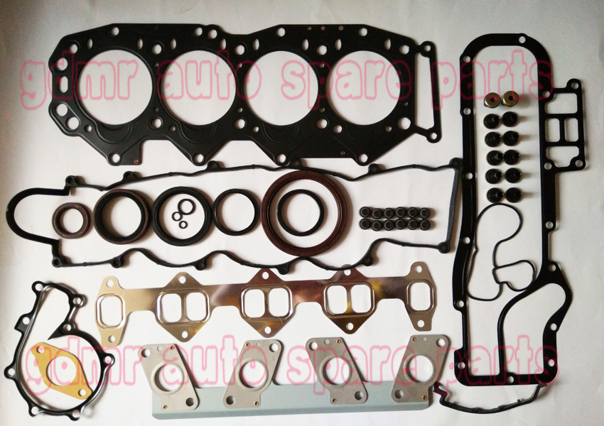 WLT WL B2500 gasket set full overhaul kit rebuilding kits 8ASX 10 271 for Ford Ranger