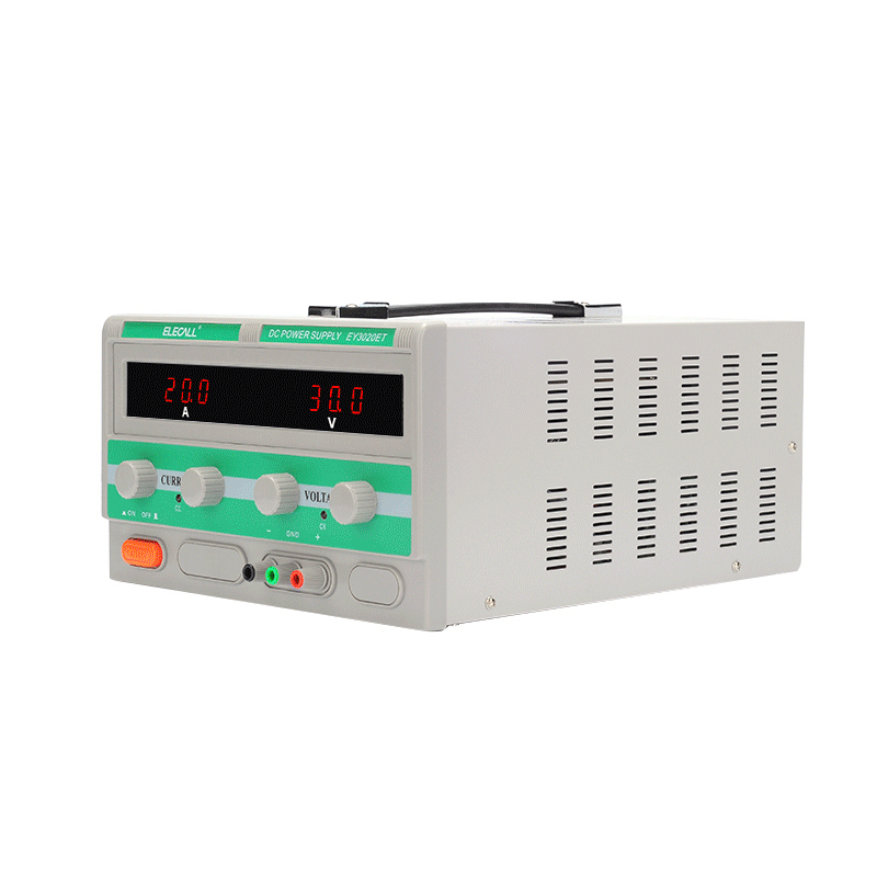 30V 20A Switching Regulated Adjustable DC Power Supply Single Channel  Variable Digital Display SMPS EY3020ET mini adjustable dc power supply laboratory power supply digital variable voltage regulator 30v10a four display ps3010dm