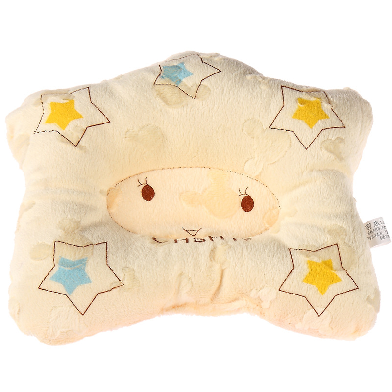 New Star Shape Newborn Infant Shaping Pillow neck protection baby care sleeping pillow