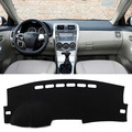 XUKEY FIT FOR 2009 2010 2011 2012 2013 TOYOTA COROLLA DASHBOARD COVER DASHMAT DASH MAT PAD SUN SHADE DASH BOARD COVER CARPET