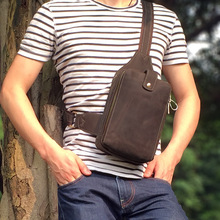 Gladsaxe Leather Sling Bag