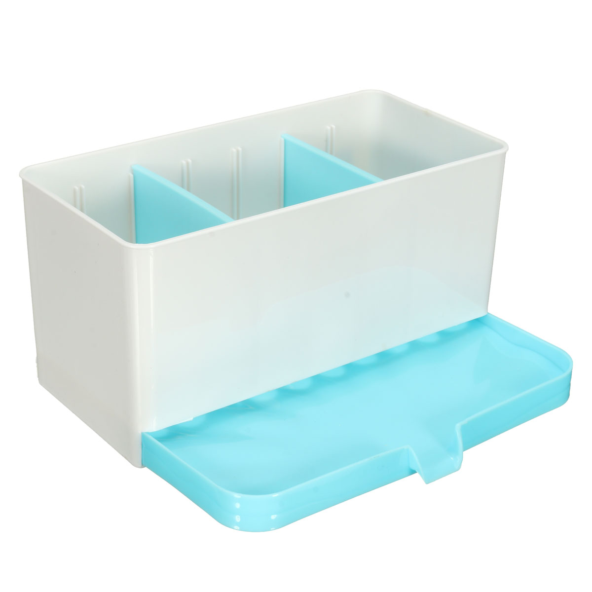 Kitchen Sink Basket Plastic Cup Base Utensils Sponge Storage ...