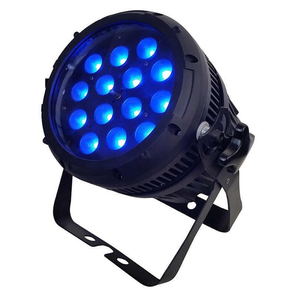 4 pçs/lote, Zoom À Prova D' Água Luzes LED Par 14x9 w 3in1 RGB ou 10 w RGBW 4em1 ou 12 w RGBWA 5in1 ou 15 w RGBWAUV 6in1 DMX stage dmx-in Efeito de Iluminação de palco from Luzes e Iluminação on Blueshowlight Store