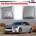 Full Car Cover Anti-UV Snow Rain Sun Resistant Protector Cover Sun Shade For Lexus GS GS250 GS350 GS450h GS460