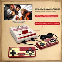 Video Gioco tetris Console Dei Bambini Classici retro Console di Gioco Portatili dendy di scegliere di acquistare per i regali dei bambini HDMI 4K TV 632 giochi