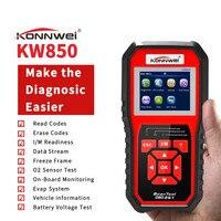 OBD OBD2 AL519 NT301 Automotive Scanner Fault Code Reader With Multi language ODB2 Car Diagnostic Tool Auto Scanner