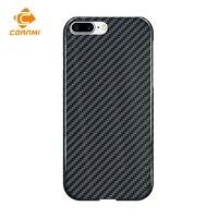 CORNMI Real Carbon Fiber Case For IPhone 8 Plus Cover 5 5 Inch Phone Case Luxury