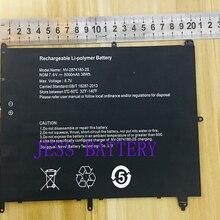 Аккумулятор для ноутбука для перемычки NV-2874180-2S Smart E17 Smartbook 133S EZBOOK X4