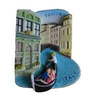Неторопливо Гондоле В Венеции Ручная Роспись Ароматерапия 3d-магниты На Холодильник Италия Сувенирами Холодильник Магнитная Наклейка