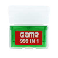 32 Bit Video Game Cartridge 999 IN 1 Console Card US Version English Language Support Drop shipping