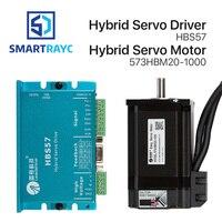 Smartrayc Leadshine HBS57 + 573HBM20 1000 HBS507 nema23 3 фазы Гибридный замкнутый контур