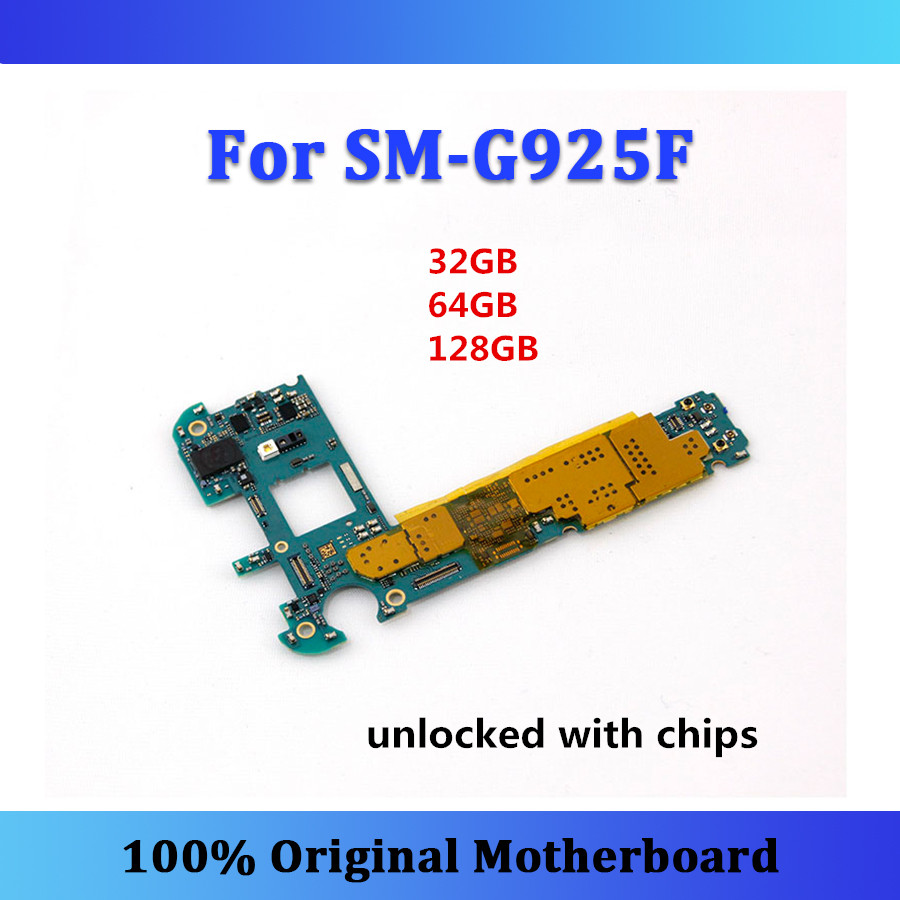 BINYEAE Unlocked Main Motherboard 32GB Replacement For