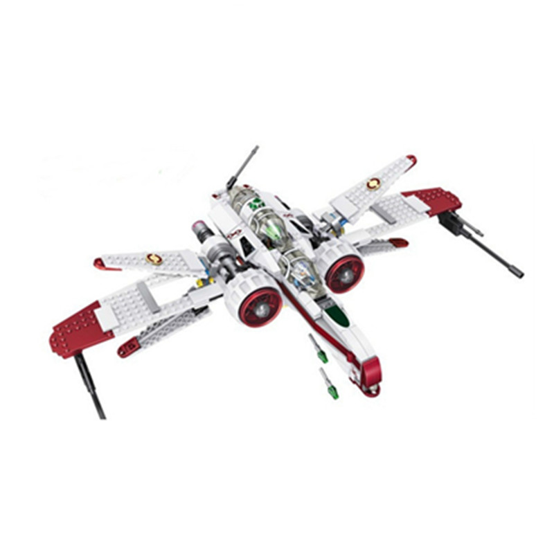 2017 Star Wars Arc-170 Starfighter Assemble Clone Building Blocks Starwars Toys For Child Compatible With Legoingly Starwar игрушка на радиоуправлении xwing starfighter star wars