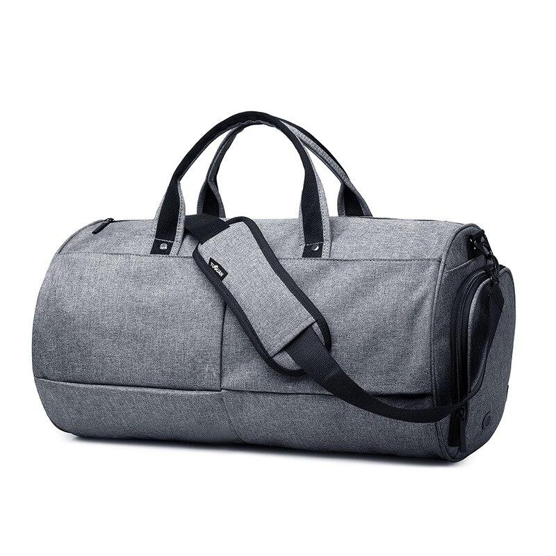 Fitness sport Gym sacs hommes femmes fourre-tout étanche voyage Yoga sac sacoche multifonction formation sac à main ordinateur portable sac à bandoulière