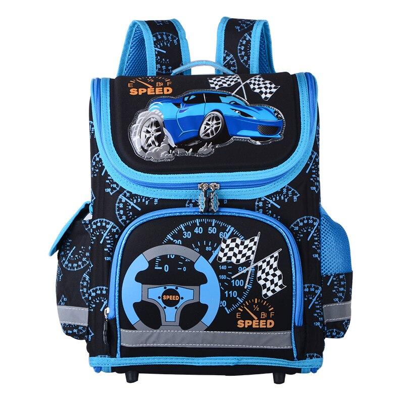Nouveaux sacs d'école pour enfants pour garçons sacs à dos imperméables orthopédiques enfant garçon Spiderman sac de livre cartable sac à dos Mochila escolar - 4