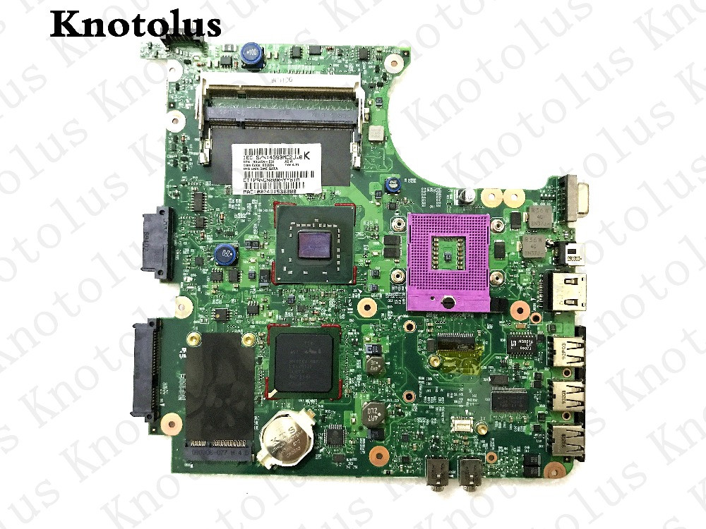 495404-001 for hp 540 550 laptop motherboard ddr2 gme965 Free Shipping 100% test ok free shipping for hp 6510b 6710b 481534 001 laptop motherboard ddr2 100