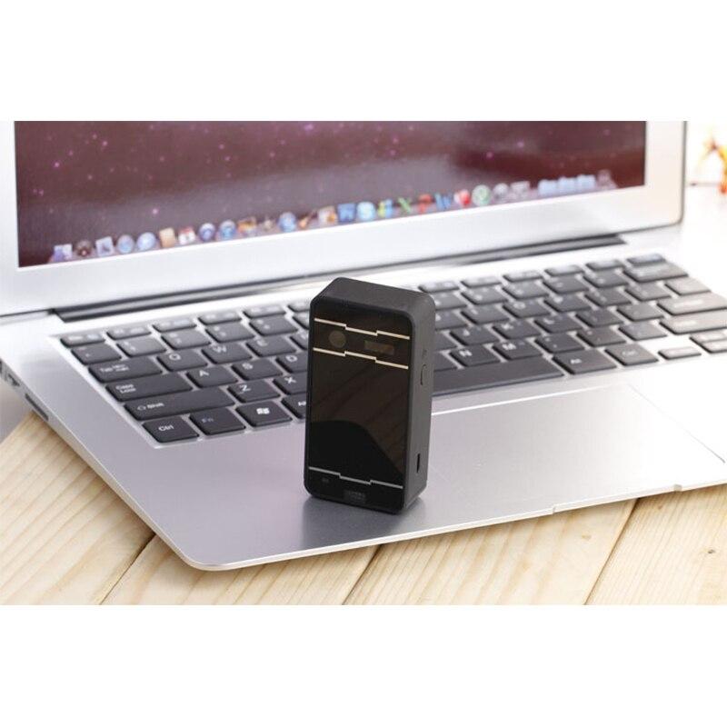 Nouveau clavier virtuel de projection laser F1 projection laser Bluetooth diffusion vocale fonction de souris haut-parleur Bluetooth
