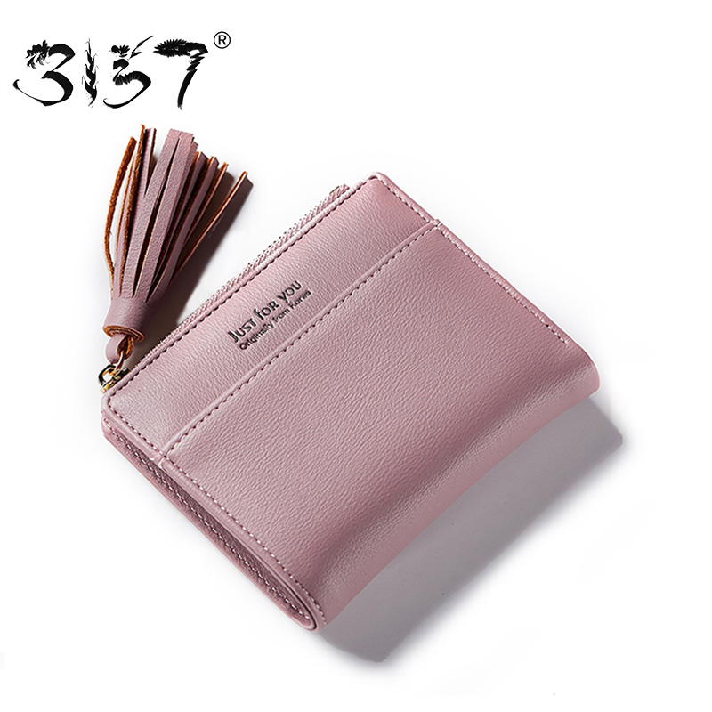 3157 Mini Plånböcker Kvinnor Mode Väskan Racka Purse For Girls - Plånböcker - Foto 1