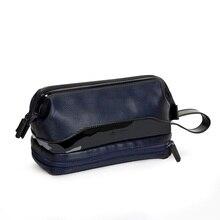 New Men Travel Storage bag Large Waterproof Makeup bag Business Cosmetic Bag Organizer Case Necessaries Wash Toiletry Bath Bag