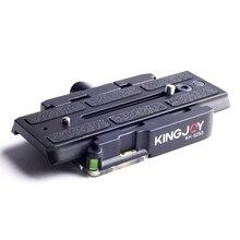Head Loading Plate Mount for DSLR digital camera tripod  Kingjoy KH6253  140*70*20mm