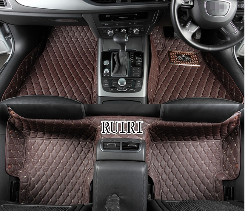 Best quality & Free shipping! Custom special floor mats for Right Hand Drive Volkswagen Beetle 2019 2013 wear resisting carpets